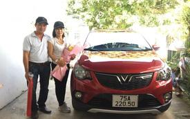 Lái thử xe tại nhà chuẩn 5K của VinFast - giải pháp tiên phong làm an lòng khách hàng mùa Covid