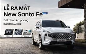 Hyundai Cầu Diễn ra mắt xe Santa Fe 2021