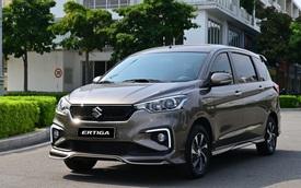 Suzuki Ertiga - mẫu MPV cho những hành trình an toàn, gắn kết gia đình
