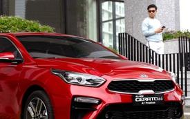 Kia Cerato thống trị doanh số phân khúc sedan hạng C nửa đầu năm 2021