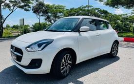 Vì sao Suzuki Swift là xe cỡ nhỏ đáng tin cậy?