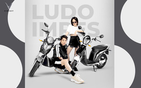 """VinFast Ludo & Impes: Cặp """"vương - hậu"""" trong phân khúc xe máy điện cho giới trẻ"""