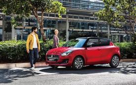 5 điểm mạnh của Suzuki Swift dùng để thuyết phục khách hàng Việt