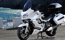 Hàng loạt mẫu xe của Moto Guzzi bị thu hồi