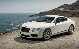 """Bentley Continental GT V8 S: Mạnh mẽ hơn mà vẫn """"ngốn"""" ít xăng"""