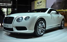 Bentley Continental GT V8 S - Ngôi sao trên sàn Frankfurt 2013