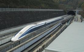10 đoàn tàu nhanh nhất thế giới hiện nay