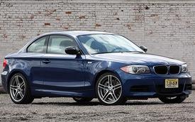 """BMW quyết định """"khai tử"""" 1-Series"""