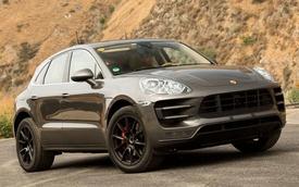 Rò rỉ giá bán của xe SUV cỡ nhỏ Porsche Macan