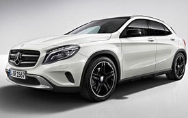 Tìm hiểu chi tiết về Mercedes-Benz GLA Edition 1 mới