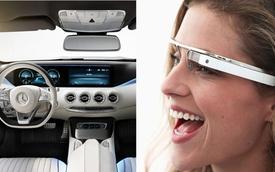 Mercedes-Benz phát triển hệ thống dẫn đường tích hợp Google Glass