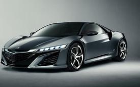 Honda NSX: Mạnh như Ferrari và đắt ngang Porsche
