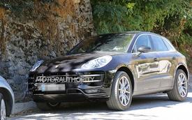 Thông tin mới về Porsche Macan trước thềm Los Angeles Auto Show