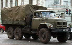"""ZIL-131 - Mẫu xe không có """"tuổi"""""""