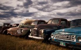 10 nghĩa địa xe ấn tượng nhất trên thế giới
