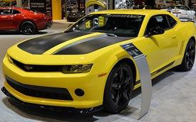 Chevrolet khoe ba mẫu Camaro concept với rất nhiều nâng cấp