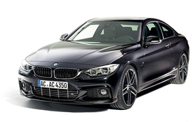 BMW 4-Series và 5-Series mạnh mẽ hơn với gói nâng cấp của AC Schnitzer