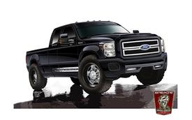 Ford hé lộ hình ảnh 6 mẫu bán tải sắp ra mắt tại triển lãm SEMA