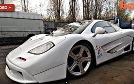 Bản sao mạnh mẽ của chiếc McLaren F1 có giá 32.862 USD