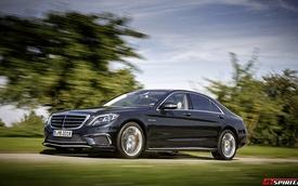 Siêu sedan Mercedes-Benz S65 AMG 2014 chính thức trình làng