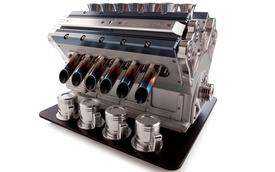 """""""Động cơ Công thức 1"""" biết pha cà phê có giá hơn 300 triệu"""