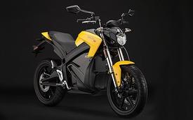 Zero S 2014 - Môtô điện mạnh mẽ và đắt giá