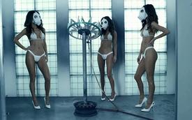 Kiều nữ nóng bỏng chế tạo bộ la-zăng 8.000 USD