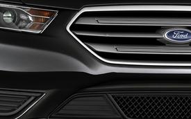 Ford Police Interceptor - Xe cảnh sát tiết kiệm nhiên liệu nhất