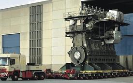 Những khối động cơ lớn nhất thế giới