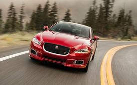 Jaguar phát triển thế hệ XF và XJ mới