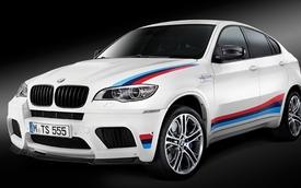 BMW X6 M Design Edition chính thức ra mắt