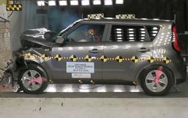 Kia Soul 2014 - Xe an toàn 5 sao