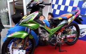 Ảnh: Hội thi trang trí xe đẹp Yamaha 2013 tại Đà Nẵng