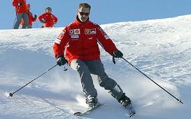 Huyền thoại Công thức Một Michael Schumacher gặp tai nạn nghiêm trọng