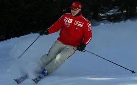 Michael Schumacher bị xuất huyết và phù não sau tai nạn