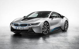 BMW i8 - Hiệu suất cao và tiết kiệm nhiên liệu