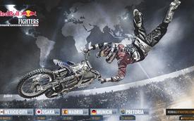 Red Bull X-Fighters World Tour 2014 chính thức khởi động