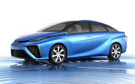 Xe Toyota sử dụng tế bào nhiên liệu sẽ có giá 50.000 USD