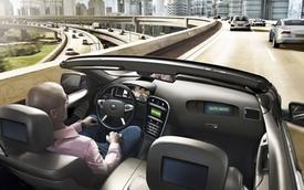 Những mẫu xe tự động có khả năng lái tốt hơn con người