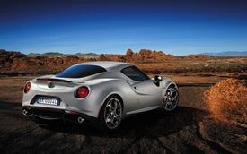 Rò rỉ thông tin Alfa Romeo 4C 2014
