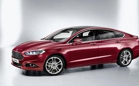 Ford Mondeo thế hệ mới sẽ lăn bánh vào quý IV năm nay