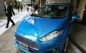 Fiesta - Mẫu xe chủ lực của Ford trên con đường chinh phục Nhật Bản
