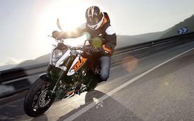 KTM xuất sắc trở thành thương hiệu môtô tăng trưởng nhanh nhất thế giới