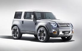 Land Rover sắp ra mắt SUV mới có tên Landy