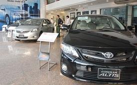 2014: Kinh tế khó khăn, giá ô tô sẽ giảm