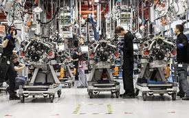 Ấn tượng với nhà máy của AMG tại Affalterbach
