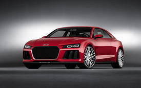 Audi tự hào giới thiệu Sport Quattro Laserlight concept