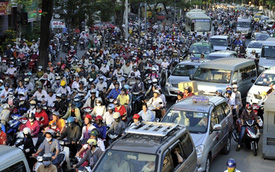 Xuất khẩu - Hướng đi mới cho các doanh nghiệp khi xe máy bị cấm