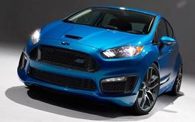 Ford Fiesta RS sẽ có mặt trên thị trường vào năm 2015