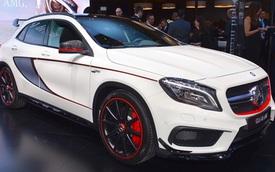 Mercedes-Benz tự tin tuyên bố GLA sẽ đắt hàng